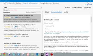 OneCodeGraphSearchHTML5FilterDocumentation